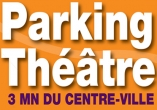 Parking du théâtre au Centre Ville à Gap 05000